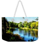 Proverb 4-18 Path Of The Just Weekender Tote Bag