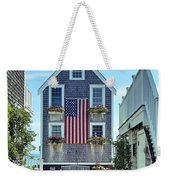 Provincetown Patriot By Sharon Eng Weekender Tote Bag