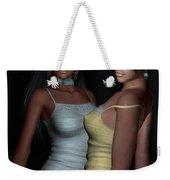 Provocative Flirt Weekender Tote Bag