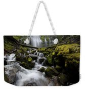 Proxy Falls Oregon 5 Weekender Tote Bag