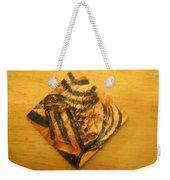 Prudence - Tile Weekender Tote Bag