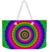 Psychedelic Journey Weekender Tote Bag