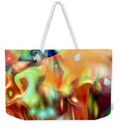 Psychedelic Xperiment Weekender Tote Bag