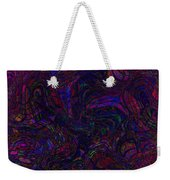 Psychotic Scribbles Weekender Tote Bag