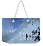 Ptarmigan Pass North - Glacier National Park Weekender Tote Bag