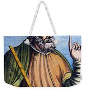 Ptolemy (2nd Century A.d.) Weekender Tote Bag