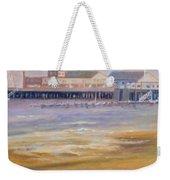 Ptown Fisherman's Wharf Weekender Tote Bag