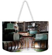 Public Library Cincinnati Weekender Tote Bag
