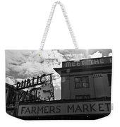 Public Market #2 Weekender Tote Bag