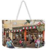 Puccini Weekender Tote Bag by Kate Brown