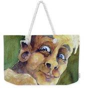 Puck II Weekender Tote Bag