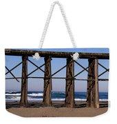 Pudding Creek Beach Weekender Tote Bag