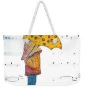 Puddle Hop Weekender Tote Bag