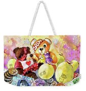 Pudsey And Truffle Mcfurry For Children In Need Weekender Tote Bag