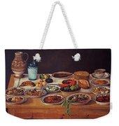 Puebla Kitchen Weekender Tote Bag