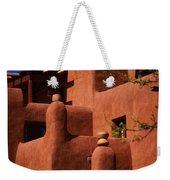 Pueblo Revival Style Architecture II Weekender Tote Bag
