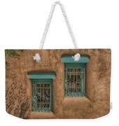 Pueblo Windows Nm Horizontal Img_8336 Weekender Tote Bag