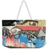 Puerto Rican Graffiti Weekender Tote Bag