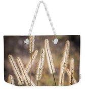 Foxtails In The Marsh Weekender Tote Bag