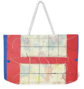Pull A Thread And See What Happens Weekender Tote Bag