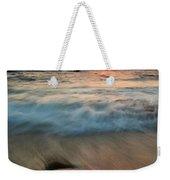 Pulled By The Tides Weekender Tote Bag