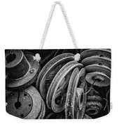 Pulled In Every Direction Weekender Tote Bag