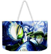 Pulse Of Life Abstract Weekender Tote Bag