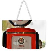 Pump From The Past Weekender Tote Bag