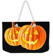 Pumpkin Double  Weekender Tote Bag