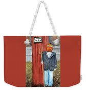 Pumpkin Farmer Weekender Tote Bag