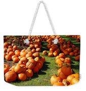 Pumpkin - Happy Thanksgiving Weekender Tote Bag