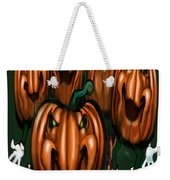 Pumpkin Party Weekender Tote Bag