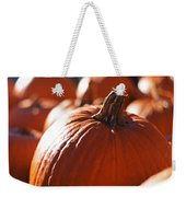 Pumpkin Patch Farm Weekender Tote Bag