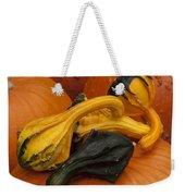 Pumpkins And Gourds Weekender Tote Bag