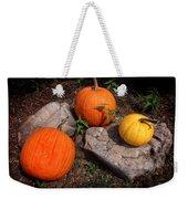 Pumpkins For October  Weekender Tote Bag