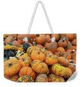Pumpkins For Sale Weekender Tote Bag