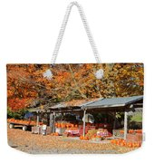 Pumpkins For Sale Weekender Tote Bag