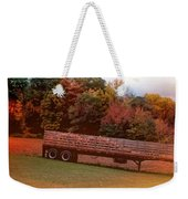 Pumpkins Mellow Weekender Tote Bag