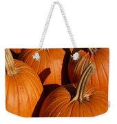 Pumpkins Weekender Tote Bag