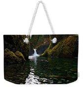 Punchbowl Falls Weekender Tote Bag