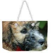 Puppy Love I Weekender Tote Bag