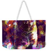 Puppy Sweet Cute Dog Young Animal  Weekender Tote Bag