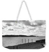 Purdy Beach Weekender Tote Bag
