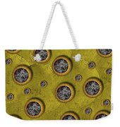 Pure Abstract Popart Weekender Tote Bag