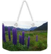 Pure And Simple Nature Of New Zealand Weekender Tote Bag