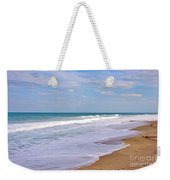 Pure Beach Weekender Tote Bag
