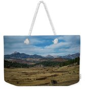 Pure Isolation Weekender Tote Bag
