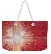 Pure Light Weekender Tote Bag