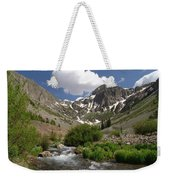 Pure Mountain Beauty Weekender Tote Bag