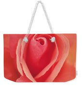 Pure Passion Rose Weekender Tote Bag